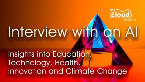Interview with an AI - Insights into Education, Technology, Health, Innovation and Climate Change