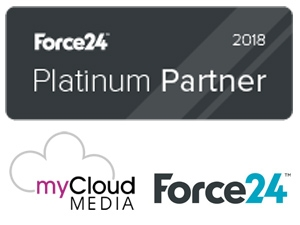 myCloud Media Appointed Platinum Partner for Force24