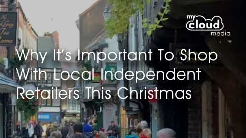 Why It's Important to Shop With Local Independent Retailers This Christmas
