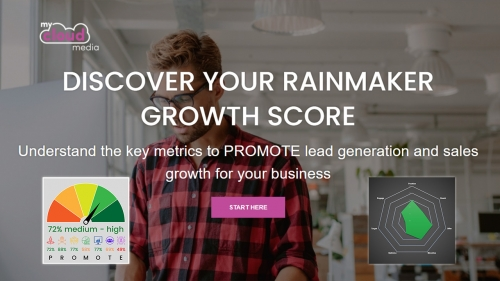 Discover Your Digital RAINMAKER Growth Score