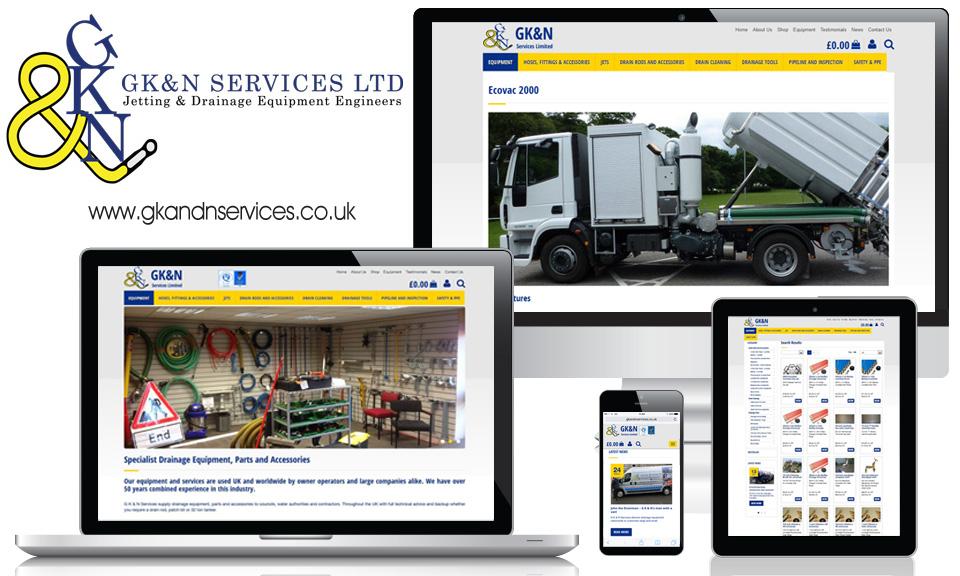 G K & N Services