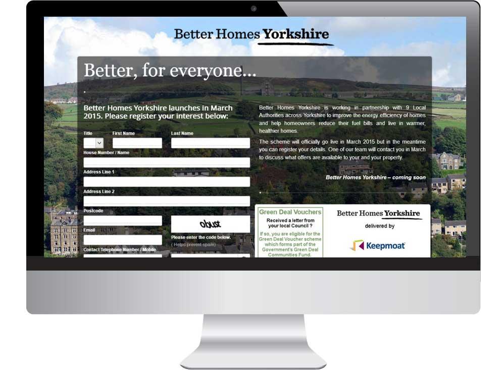 Better Homes Yorkshire