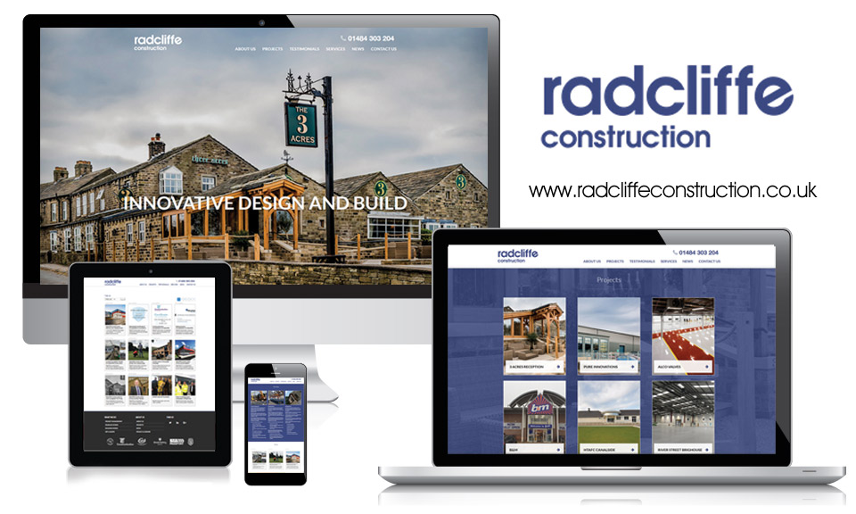 Radcliffe Construction - Innovative Design and Build