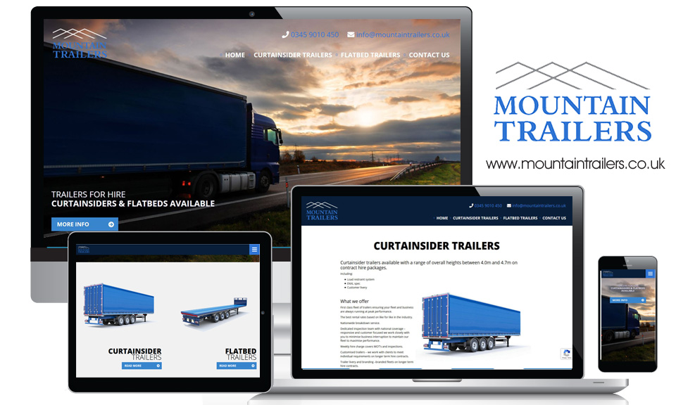 Mountain Trailers Rentals