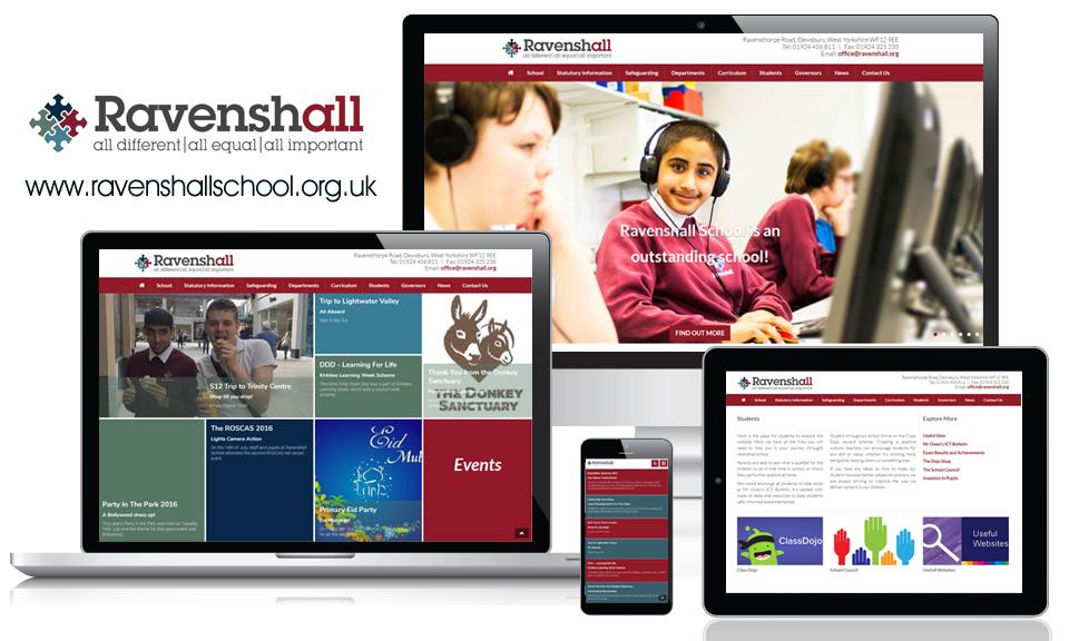 Ravenshall School | Special School