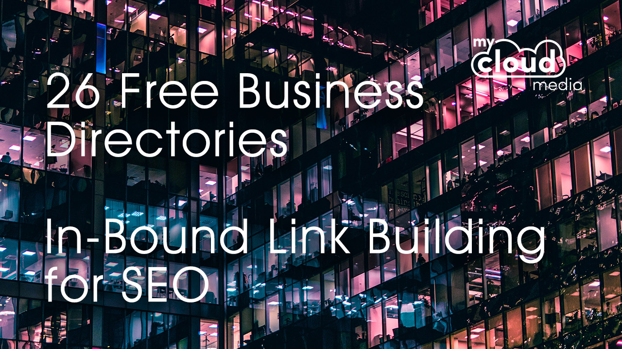 26 Free Business Directories