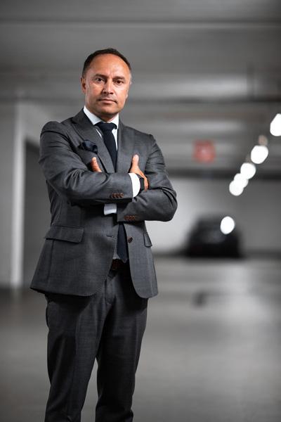 Gavin Buyer Persona