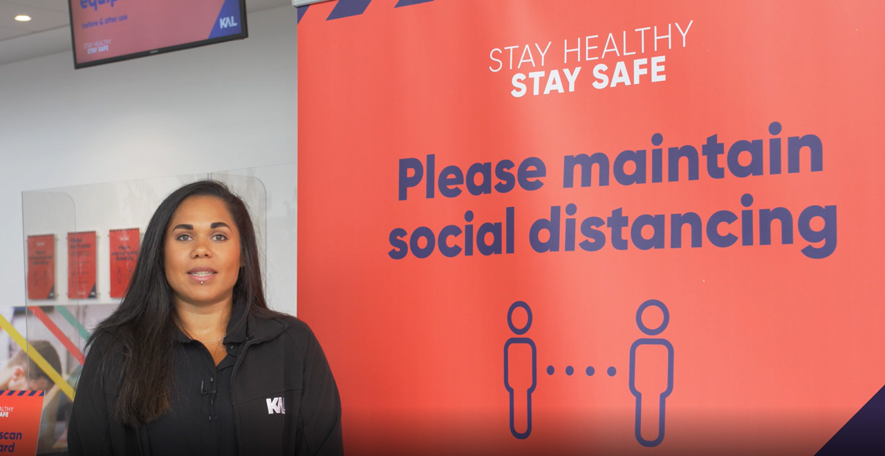 KAL Stay Safe Information Video