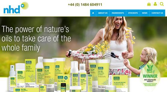 Natural Health Distribution