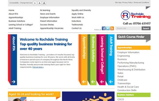 Rochdale Training