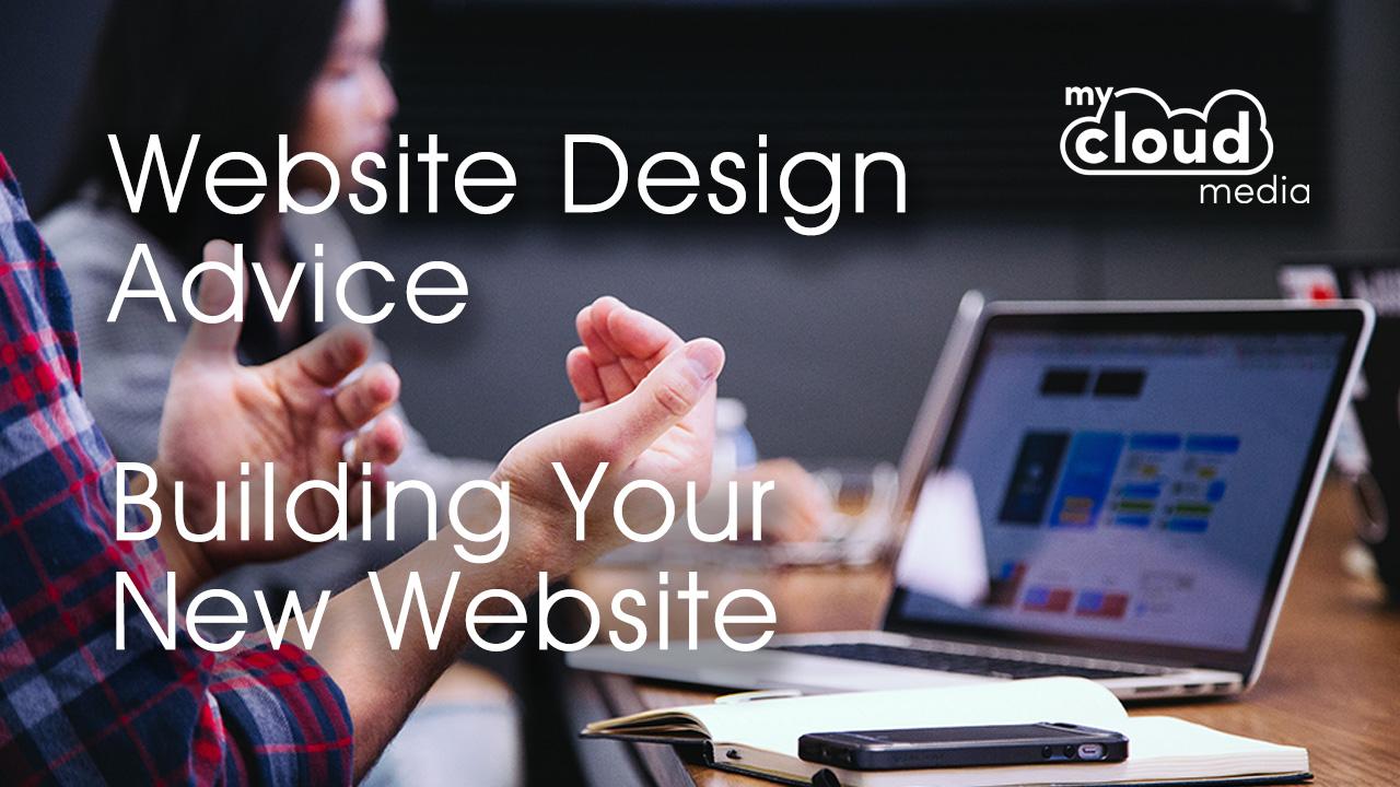 Website Design Advice - Planning Your New Website