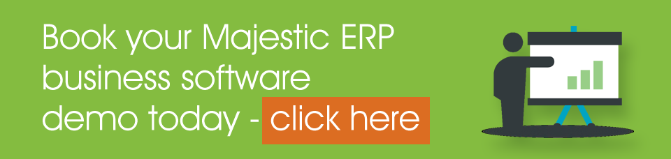 Book your Majestic ERP business software demo today