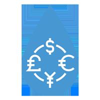 Revenue raindrop