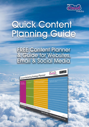 Free Quick Content Planning Guide