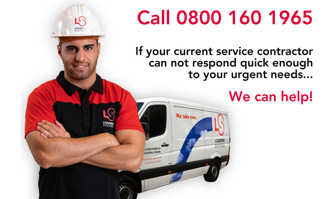 Easilift Loading Systems Service Support Campaign