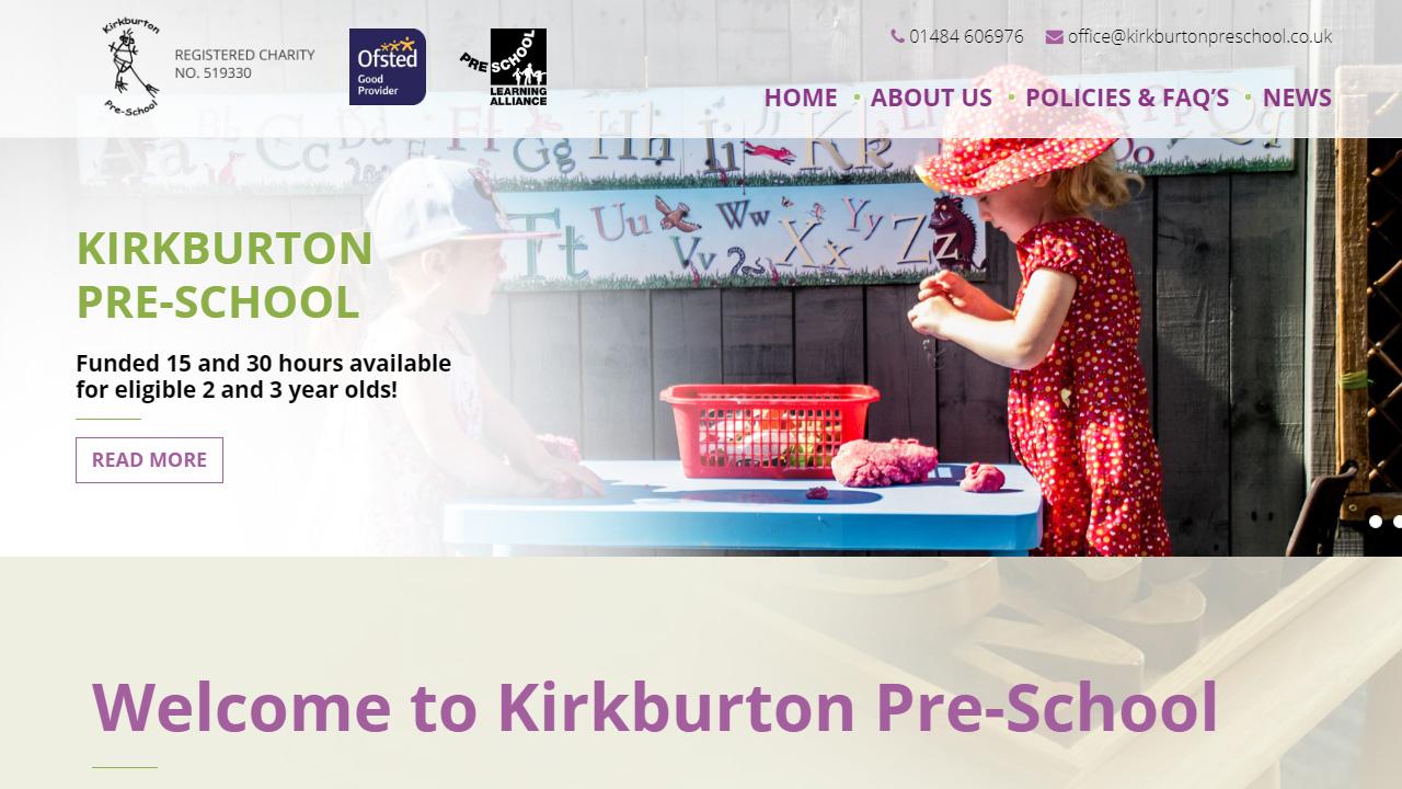 Kirkburton Pre School