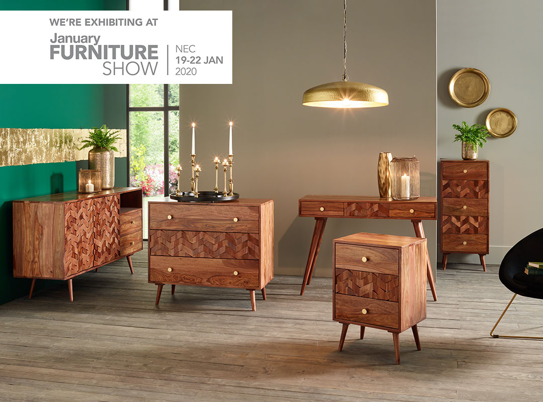 Pacific Lifestyle January Furniture Show