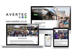 Avertec - O2 Franchise - Responsive Website